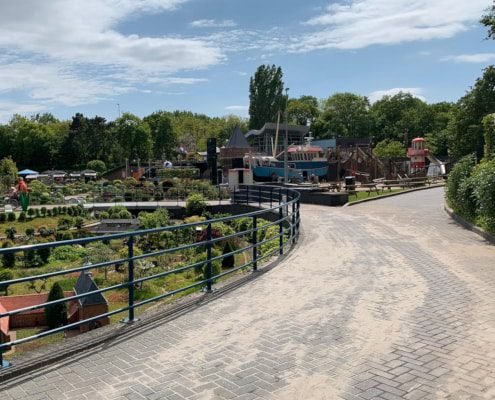 Bestrating in Madurodam (3)